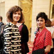 Audrey Tautou et Mélanie Doutey, radieuses pour le grand Gilles Jacob