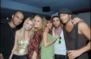PHOTOS : Quand les ex-locataires de Secret Story font la fête c'est... chaud bouillant !