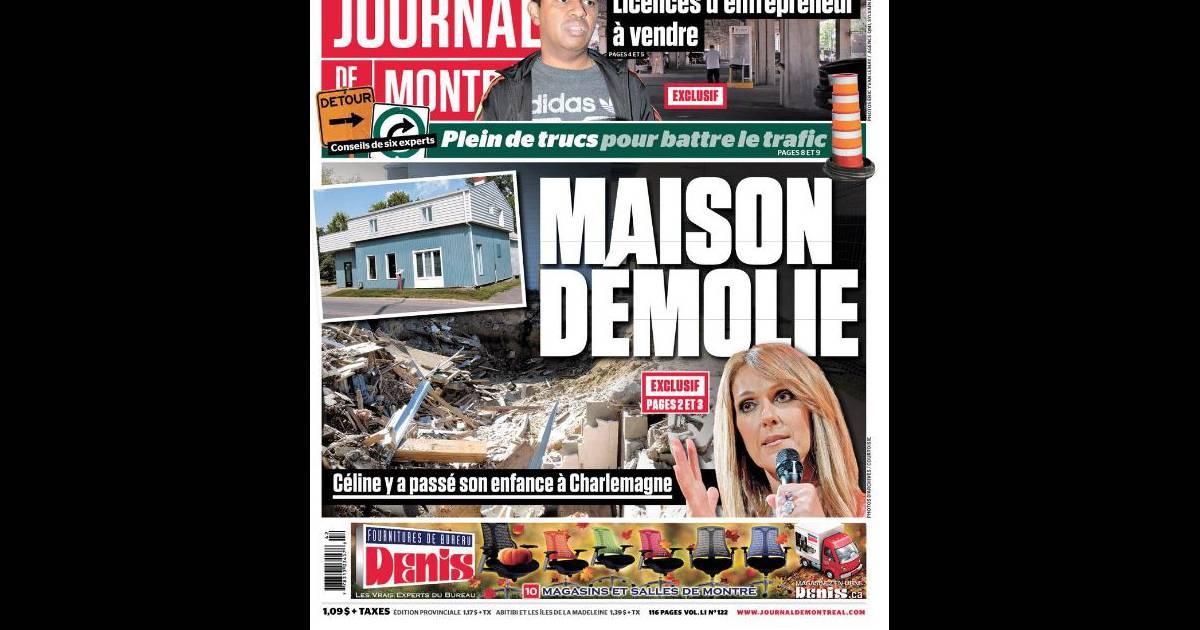 Célèbre Céline Dion : Sa mythique maison entièrement détruite ! OK05