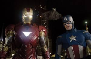 Robert Downey Jr. : Iron Man dans ''Captain America 3'' !
