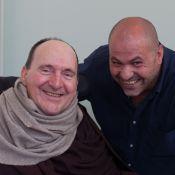 Abdel (Secret Story 8) et Philippe Pozzo di Borgo : Les 'Intouchables' réunis !