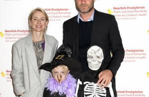 Naomi Watts, Liev Schreiber: Halloween avant l'heure avec leurs enfants déguisés