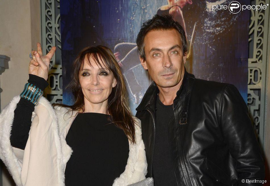 Jeanne mas et benoit sol s g n rale de la com die musicale flashdance au th tre du gymnase - Jeanne mas et son mari ...