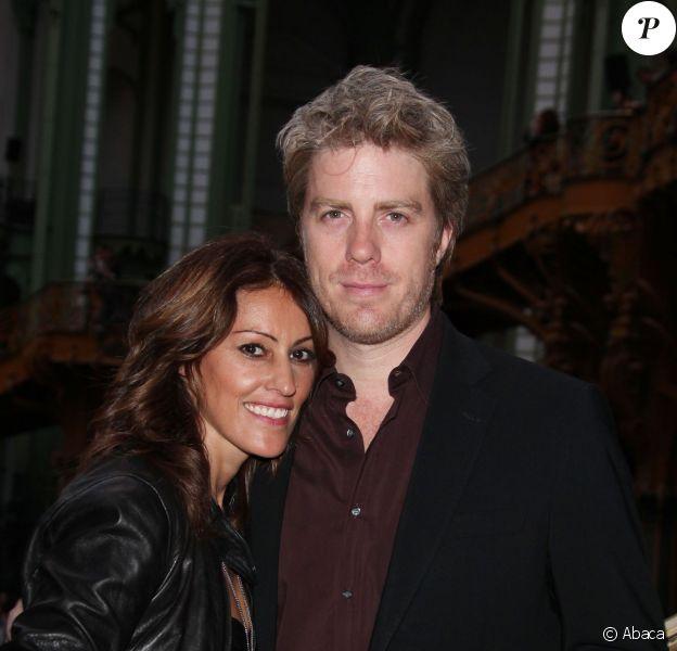 Kyle Eastwood et Cynthia Ramirez se rendant à la fête du cinéma à Paris le 22 juin 2011