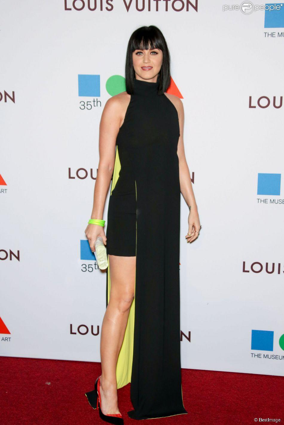 "Katy Perry lors du 35e ""Moca Gala"" à Los Angeles, le 29 mars 2014."