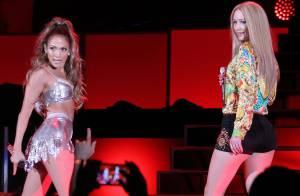 Jennifer Lopez : Sexy avec ''Booty'', elle donne la fessée à Iggy Azalea