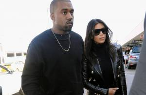 Kim Kardashian et Kanye West : Heureux sur le lieu de leurs fiançailles