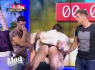Capucine Anav : Ses fesses en string dévoilées en direct, elle veut se venger !