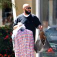 Suge Knight à Los Angeles, le 5 septembre 2014.