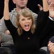Taylor Swift : Supportrice de charme exaltée pour le grand retour des Knicks
