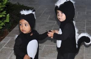 Halloween 2014 : Blue, Axl, North et les enfants de stars les plus craquants