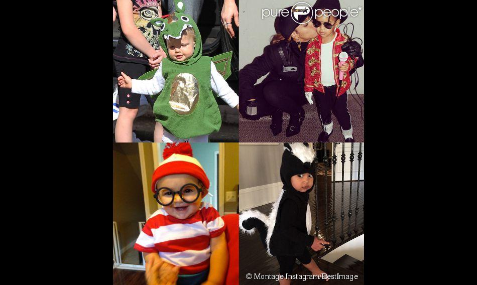 Les enfants de stars les plus craquants d'Halloween 2014