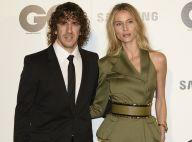 Carles Puyol : Sacré icône GQ devant sa sublime Vanesa Lorenzo et... son ex