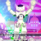 Thierry Ardisson et Kev Adams, vieillis de 30 ans pour Salut les Terriens 2044 !