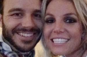 Britney Spears amoureuse : Premier selfie avec son nouvel homme !