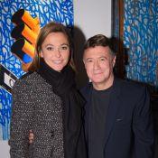 Sandrine Quétier et Estelle Denis font le mur pour leur ami Jérôme Revon