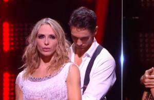Danse avec les stars 5 : Tonya Kinzinger éliminée, Nathalie Péchalat divine...