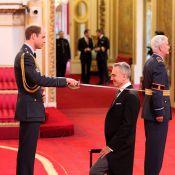 Daniel Day Lewis anobli par le prince William : Son fils Gabriel Kane si fier