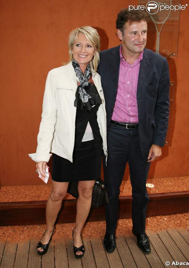 Pierre Sled et Sophie Davant