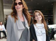 Kaia Gerber, 13 ans : La fille de Cindy Crawford brille sur le papier glacé