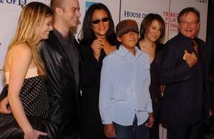 Mort de Robin Williams : Son fils Zak, 31, s'exprime pour la première fois