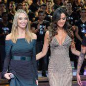 Leila (Secret Story 8) et Tonya Kinzinger: Divines devant le show d'Elisa Tovati