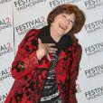 Macha Méril - Photocall de la cérémonie de clôture du Festival 2 cinéma de Valenciennes au Gaumont Valenciennes le 22 mars 2014