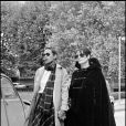 Maddly Bramy et Barbara en 1978