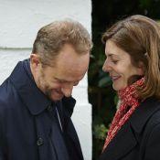 Benoît Poelvoorde en couple avec Chiara Mastroianni : ''On est ensemble''