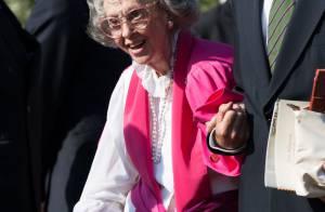 Mort de l'ancienne reine de Belgique Fabiola, veuve du roi Baudouin
