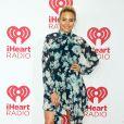 """Leah Pipes à la soirée """"iHeartRadio"""" au festival de la musique à Las Vegas, le 21 septembre 2014."""