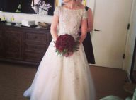 Leah Pipes (The Originals) : Superbe pour son mariage avec AJ Trauth !
