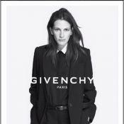 Julia Roberts : Égérie inattendue et masculine pour Givenchy