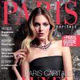 Magazine Paris Capitale de décembre 2014 - janvier 2015.