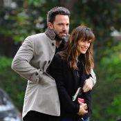 Ben Affleck et Jennifer Garner : Ultra-mignons et complices pour une promenade