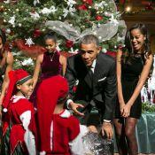 Barack Obama, Noël en famille : Malia, une ado de plus en plus belle