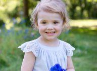 Princesse Estelle de Suède : Un vrai rayon de soleil dans de nouvelles photos