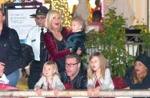 Tori Spelling : Souriante en famille, tout va mieux chez les McDermott !