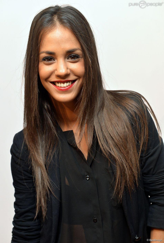 Alice Belaïdi à Paris, le 9 octobre 2014.
