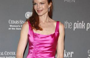 PHOTOS : Marcia Cross... oh la belle rose !