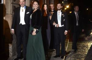 Madeleine de Suède, enceinte : Princesse radieuse au bras de Christopher O'Neill