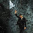 """Exclusif - Spectacle de Gad Elmaleh """"20 ans de Scène"""" au Palais des Sports à Paris le 12 décembre 2014"""