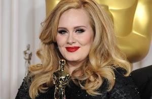 Adele, séparée de son chéri ? Elle répond !