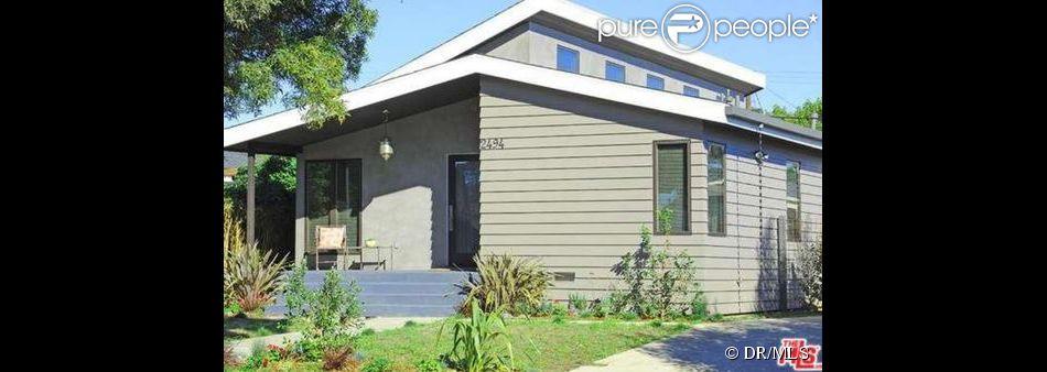 Don Cheadle a vendu sa maison écolo de Los Angeles pour 1,3 million de dollars.