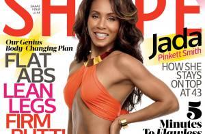 Jada Pinkett Smith, 43 ans : Sexy et tonique en bikini, une beauté !