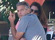 George Clooney et sa belle Amal : Vacances de rêve avec Cindy Crawford
