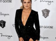 Khloé Kardashian : Ultrasexy pour le Nouvel An, elle flirte avec une amie