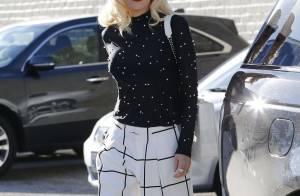 Gwen Stefani : Stylée avec son mari, après leurs vacances au ski