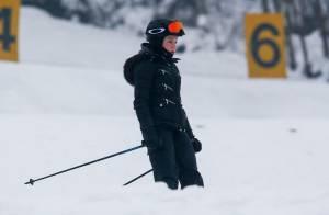 Madonna en famille à Gstaad : Elle glisse sur la polémique et s'éclate au ski
