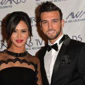 Aymeric et Leila : Elégants, amoureux et récompensés aux Lauriers TV Awards